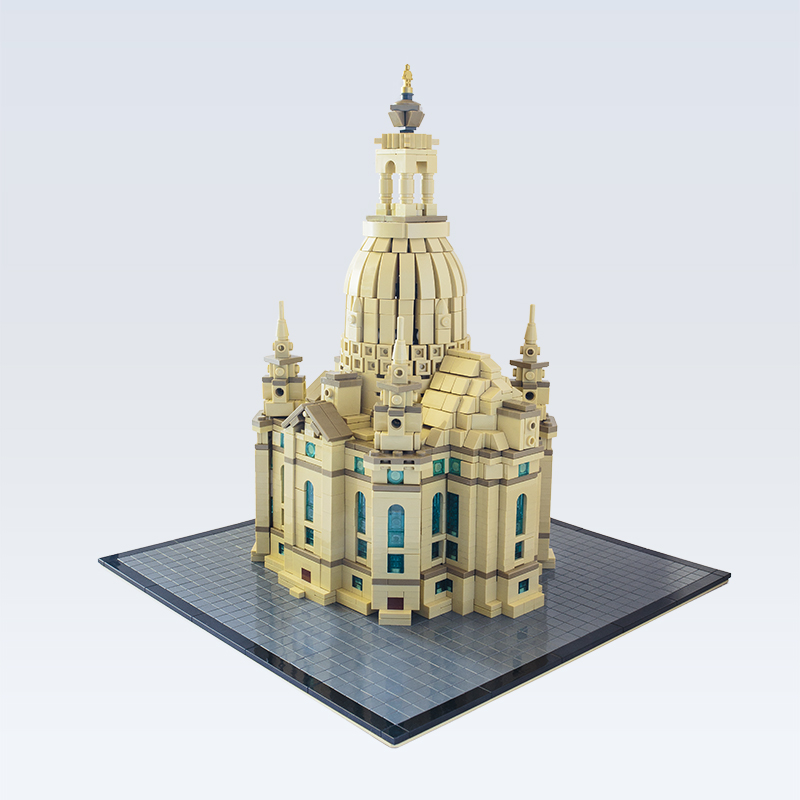 frauenkirche dresden lego bei gemeinschaft forum. Black Bedroom Furniture Sets. Home Design Ideas